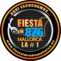 Logo of radio station Fiesta Fm 87.6