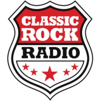 Logo of radio station Classic Rock Radio