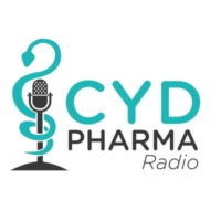 Logo of radio station CYD PHARMA RADIO