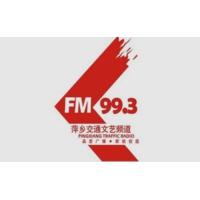 Logo de la radio 萍乡交通广播 FM99.3