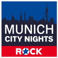 Logo de la radio ROCK ANTENNE Munich City Nights
