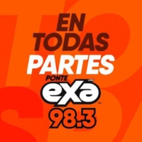 Logo of radio station Exa El Paso 98.3 FM