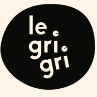 Logo of radio station Le Grigri