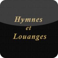 Logo of radio station Hymnes et louanges radio