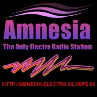 Logo de la radio Amnesia Electro Radio