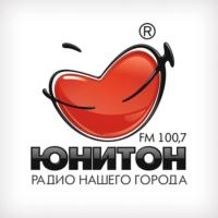 Logo of radio station Юнитон Радио