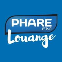 Logo de la radio PHARE FM Louange