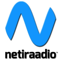 Logo of radio station Netiraadio - Retro & Biit
