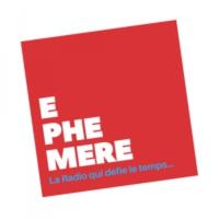 Logo of radio station EPHEMERE-Radio