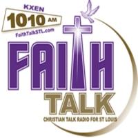 Logo of radio station KXEN 101AM & 104.5FM