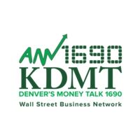 Logo of radio station KDMT Money Talk 1690