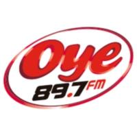 Logo de la radio XEOYE-FM Oye 89.7