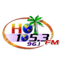 Logo of radio station Caribbean Hotfm