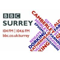 Logo de la radio BBC Radio Surrey
