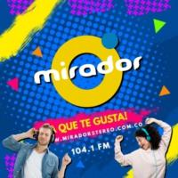 Logo of radio station mirador stereo