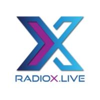 Logo of radio station Radio X Live