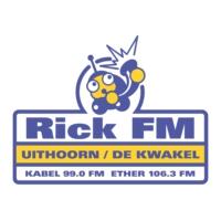 Logo de la radio Rick FM