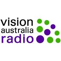 Logo de la radio Vision Australia