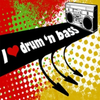 Logo of radio station Miled Music Drum and Bass
