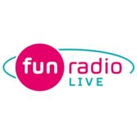 Logo of radio station Fun Rádio Live