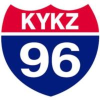 Logo of radio station KYKZ 96