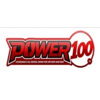 Logo de la radio Power 100