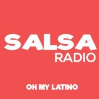 Logo de la radio Ohmylatino Salsa