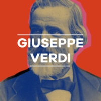 Logo of radio station Klassik Radio - Giuseppe Verdi
