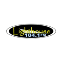 Logo de la radio CIOT Lighthouse FM 104.1