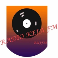 Logo of radio station RKJ FM
