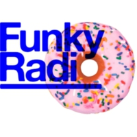 Logo of radio station Funky Radio