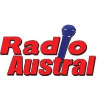 Logo of radio station Radio Austral
