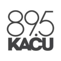 Logo of radio station KACU 89.5
