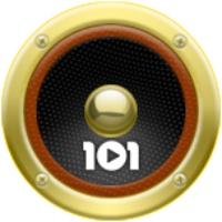 Logo of radio station 101.ru - The Beatles