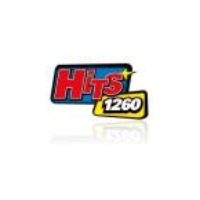 Logo of radio station Hits 1260