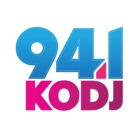 Logo of radio station 94.1 KODJ
