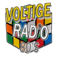 Logo of radio station VOLTIGE RADIO 80s