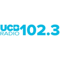 Logo de la radio CKGW-FM UCB Canada 102.3