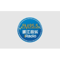 Logo of radio station 岷江音乐广播 FM95.5