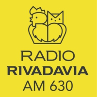 Logo de la radio Radio Rivadavia AM630