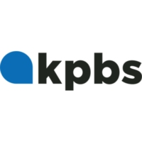Logo de la radio KPBS San Diego Public Radio