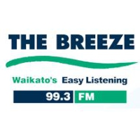 Logo de la radio The Breeze Waikato