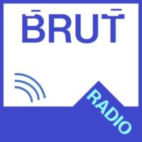 Logo de la radio Brut radio