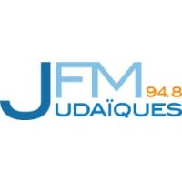 Logo de la radio Judaiques 94.8 FM