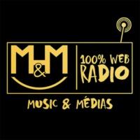 Logo of radio station M&M la Radio