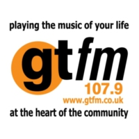 Logo of radio station GTFM 107.9 FM