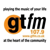Logo de la radio GTFM 107.9 FM
