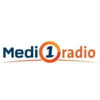 Logo of radio station Medi1 Afrique