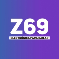 Logo of radio station ZONA69
