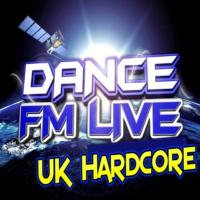 Logo de la radio Dancefmlive Hardcore